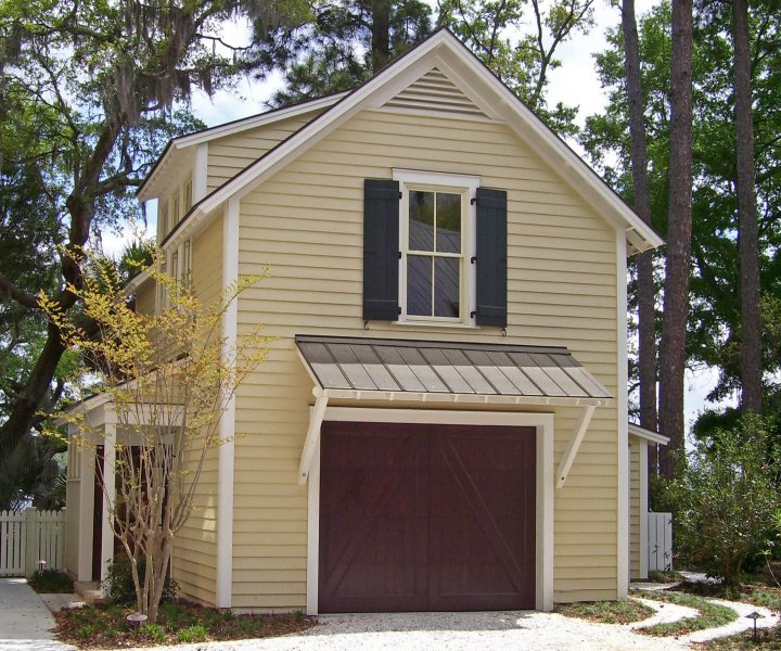 Historic Carriage House Plans