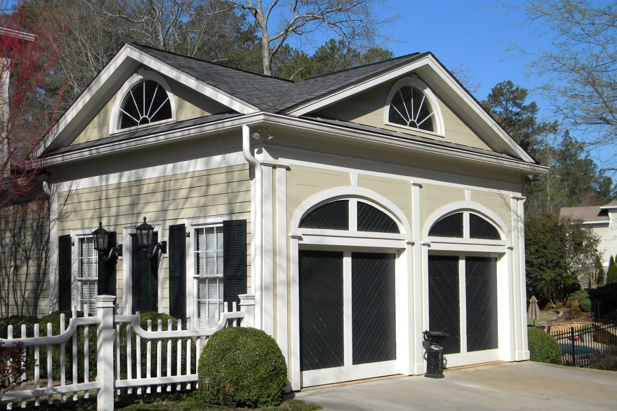 Carriage house plans the grande carriage house 3328 2 for Southern living garage apartment plans