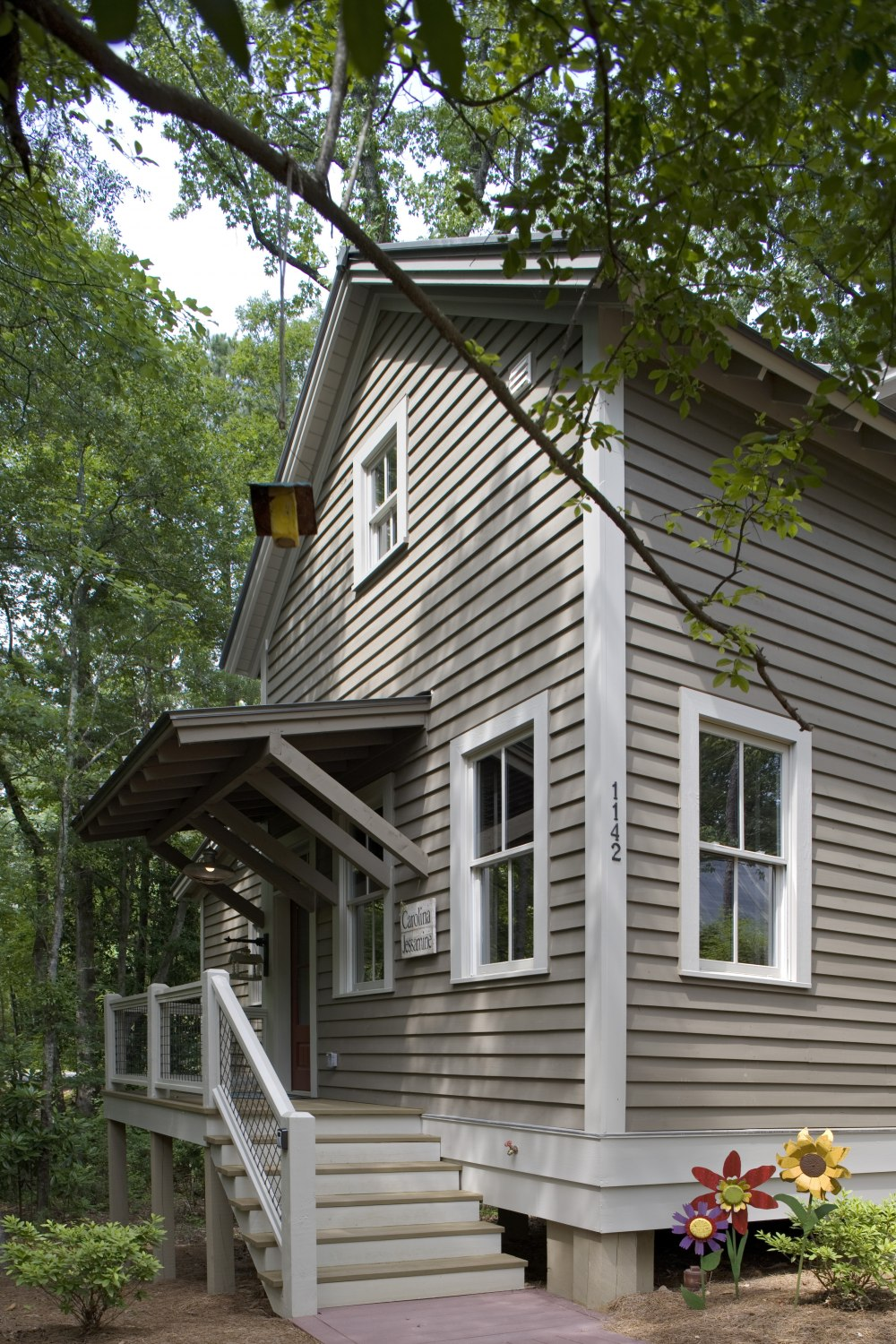 Our town plans for Carolina cottage house plans