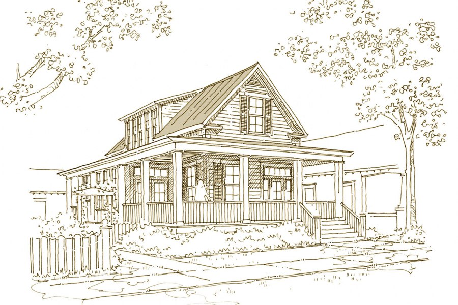 Our town house plans 28 images house plan 41 way by for Our town house plans