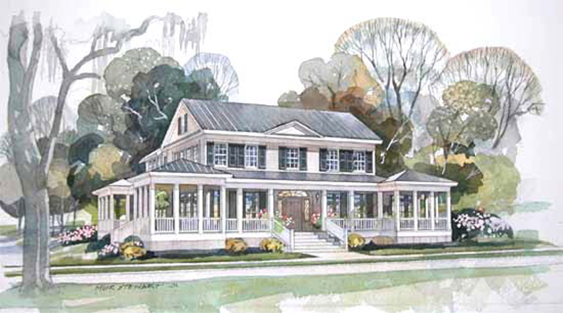 Unique 90 carolina house plans decorating inspiration of for Our town house plans
