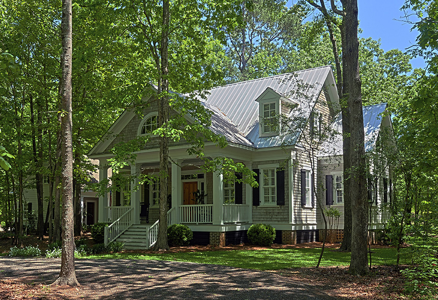 Our Town House Plans 18 Sumter Drive House Plan By Our